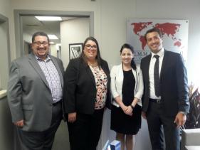Signature d'un nouveau partenariat avec  E.M.M.A International Consulting Group (USA)
