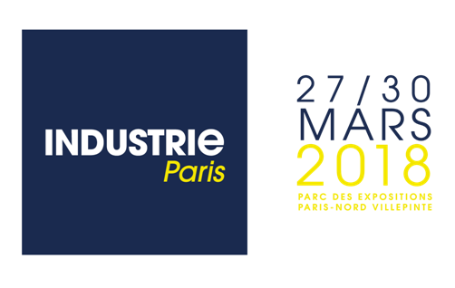 QUALIPRO au salon de l'INDUSTRIE Paris 2018